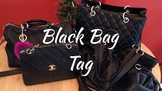 The Black Bag Tag   2014