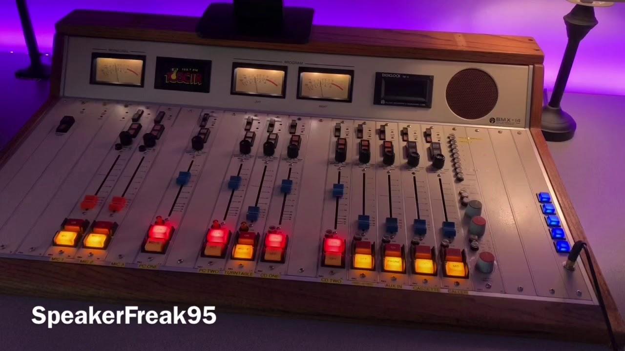 A look Inside The JT Radio Studio! - YouTube