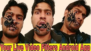 Banuba |Your Live Video Filter Android App | Ultimate Selfies Photos, Best Video Maker, Face Changer