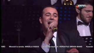 Video Janvil ft. Versatile Brass Band - Baila Morena on Premju Nazzjonali Haddiem Tas-Sena 2016 download MP3, 3GP, MP4, WEBM, AVI, FLV Mei 2018