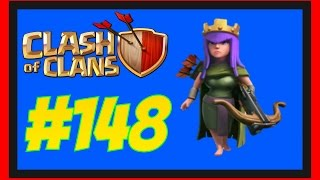 Clash of Clans Deutsch #148 Handy Bogenschützen Königin