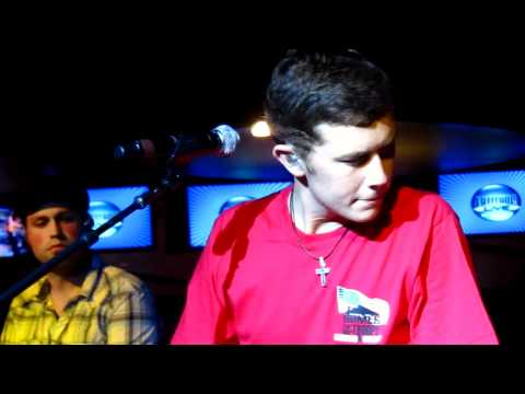 Scotty McCreery Letters From Home John Michael Montgomery