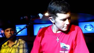 Scotty McCreery- Letters From Home (John Michael Montgomery Cover) LIVE