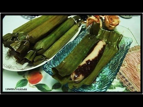how to cook suman sa gata