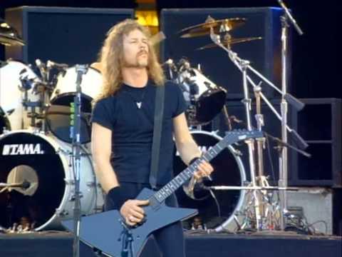 Metallica - Nothing Else Matters (Live Freddie Mercury Tribute Concert 1992) HD