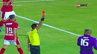 جمهور التالتة - أحمد الشناوي يحلل الحالات التحكيمية في مباراة الأهلي وسيراميكا كليوباترا