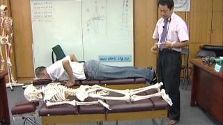 脊椎矯正教學13_下肢矯正02_膝關節_脛骨外後偏_整脊教學整骨正骨脊骨脊柱側彎骨傷推拿四肢