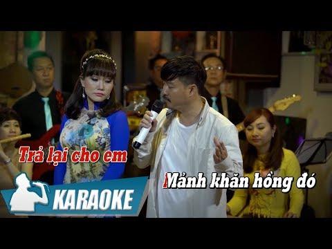[KARAOKE] Hai Đứa Giận Nhau - Quang Lập & Lâm Minh Thảo