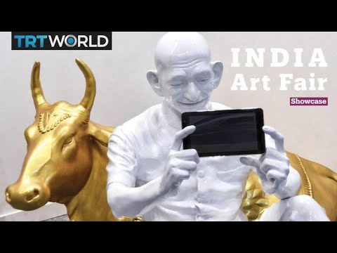 India Art Fair 2018 | Contemporary Art | Showcase