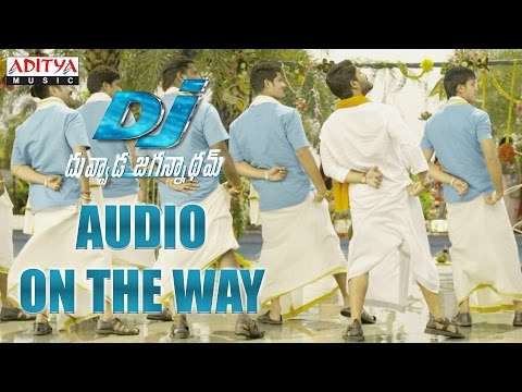 DJ - Duvvada Jagannadham Audio Coming Soon |DJ Songs| Allu Arjun, Pooja Hegde | Harish Shankar | DSP