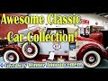 Classic Antique Car Collection and Amazon Gift Card Winner
