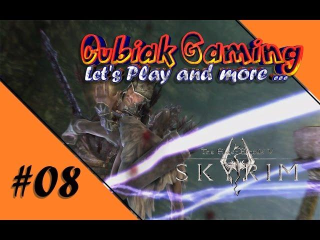 SING UNS EIN LIEDCHEN, BARDE ★ Let's Play The Elder Scrolls V: Skyrim Remastered #08
