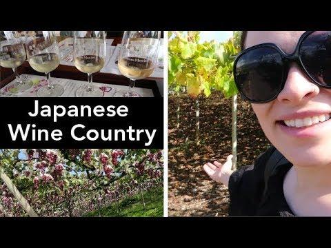 JAPANESE WINE COUNTRY | Koshu, Yamanashi