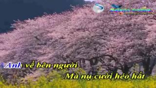 [Karaoke HD] Dang Dỡ Tình Buồn Song Ca Nam Nữ