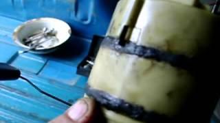 Рено Канго, переделка и ремонт топливной системы
