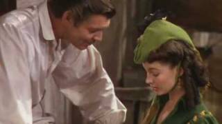 Gone with the Wind-Scene with Rhett borrowing 300 dollars for Tara.avi