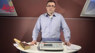 Ваги лабораторні BDM3 (відео огляд). Весы лабораторные BDM3 (видео обзор).