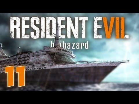 Resident Evil 7 #11 - НЕВЕЗУЧИЙ КОРАБЛЬ. Resident Evil 7 корабль от SOROKA