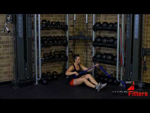 Yoga Bands For Knee Ankle Mobility