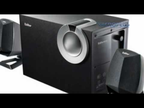 how to add subwoofer edifier r1280t