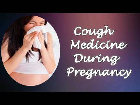 cough-medicine-during-pregnancy