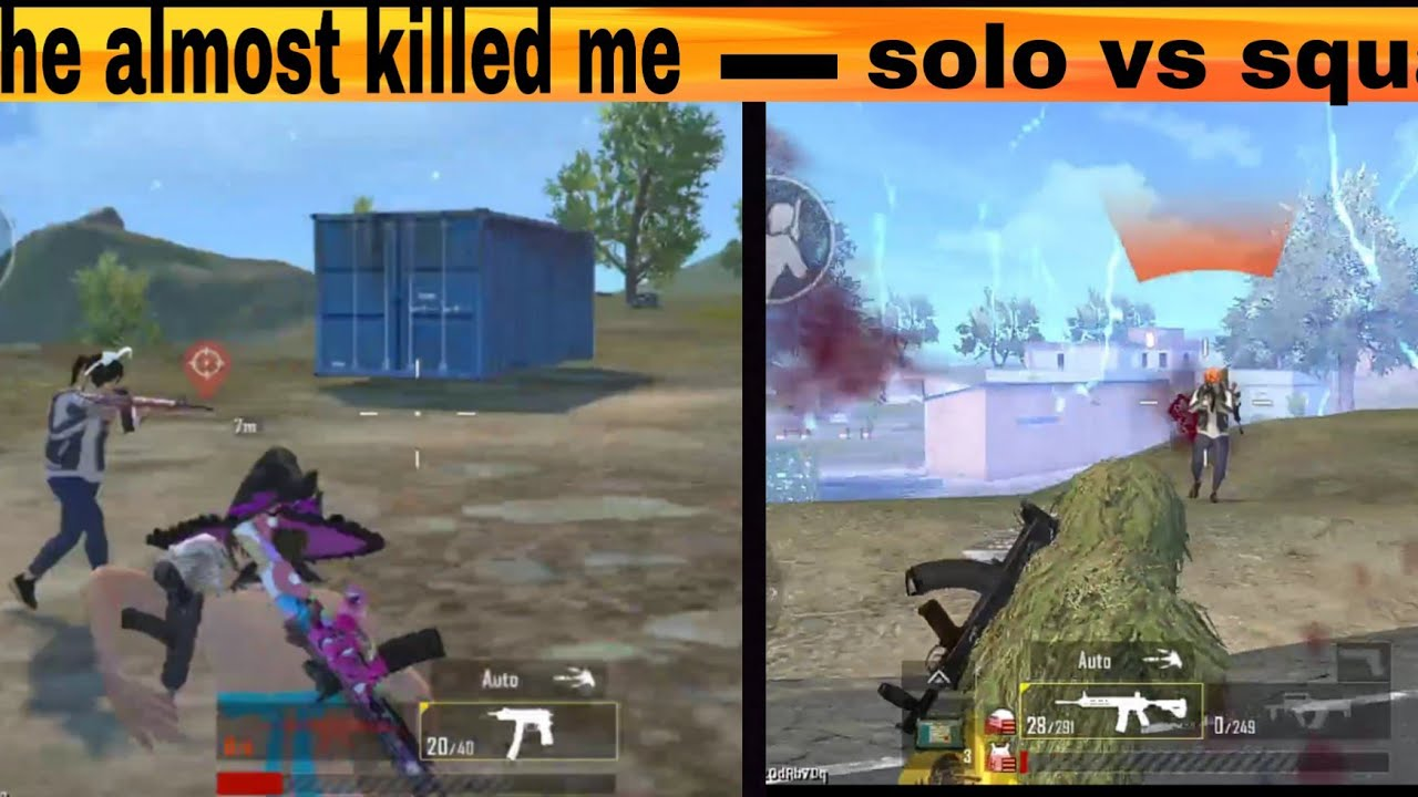 He almost killed me...//pubg lite//..gameplay - YouTube