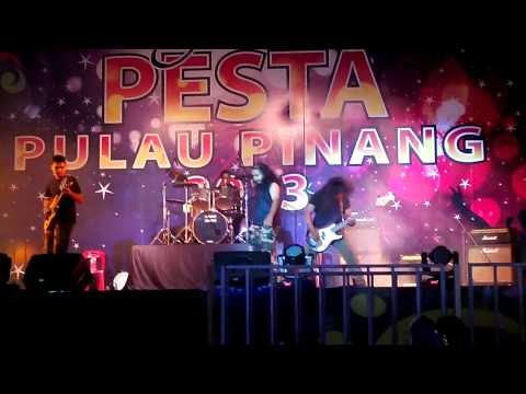rozana ftg cover by band neon penang