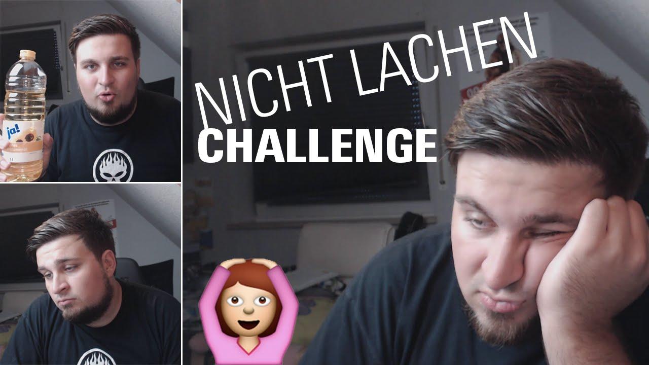 Nicht Lachen Challenge