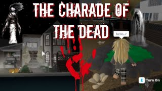 The Charade of the Dead... short film | Roblox Bloxburg Roleplay | Arabellaa