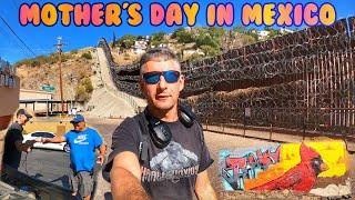 Пешком из США в Мексику или чем себя занять во время выходных и простоев при работе на вэне. Ногалес