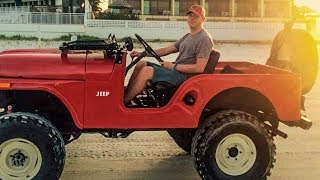 JEEP BUILD - 1970 CJ5 - Walk-around