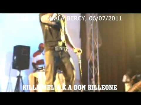 Killa Mel Live At Douala Bercy