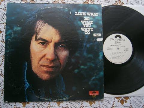LINK WRAY . TRACK : WALK EASY, WALK SLOW .  W/ JERRY GARCIA  . 1973