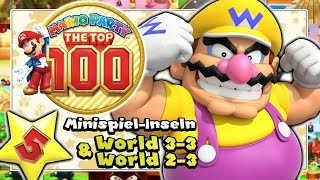 MARIO PARTY: THE TOP 100 Part 5: Minispiel-Inseln World 3-3 & World 2-3
