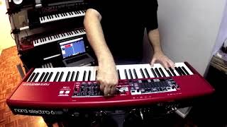 NORD ELECTRO 6 HP - Sound Custom Part 01