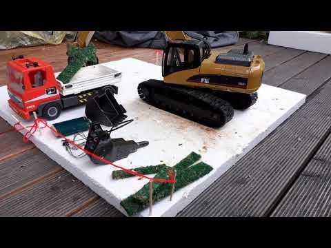 Abbruchbaustelle Gartenschuppen Tag 5 | Baustelle aufräumen! | LionBau