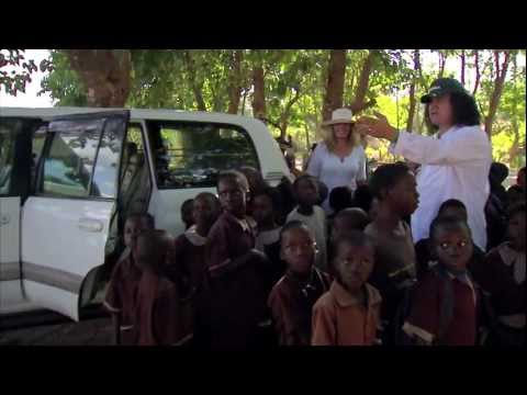 'Gene Simmons Family Jewels' Travels With ChildFund to Zambia