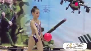 XXIII межрегиональные соревнования по художественной гимнастике, памяти Героя России И. Лелюха 5