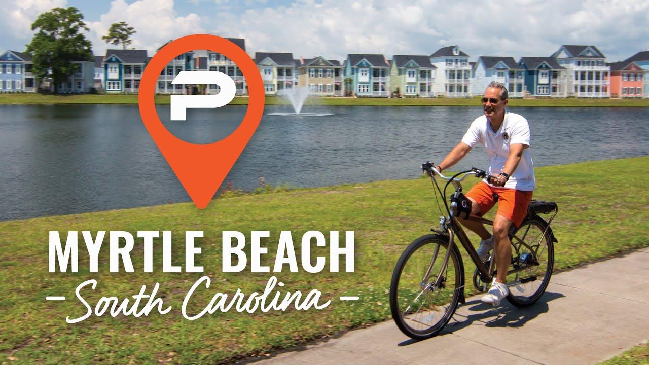 Pe Myrtle Beach Electric Bike South Carolina Bikes