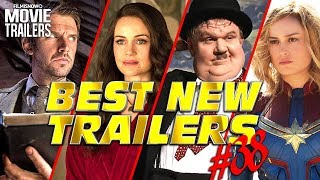 BEST NEW TRAILERS (2018) - WEEKLY Compilation #38