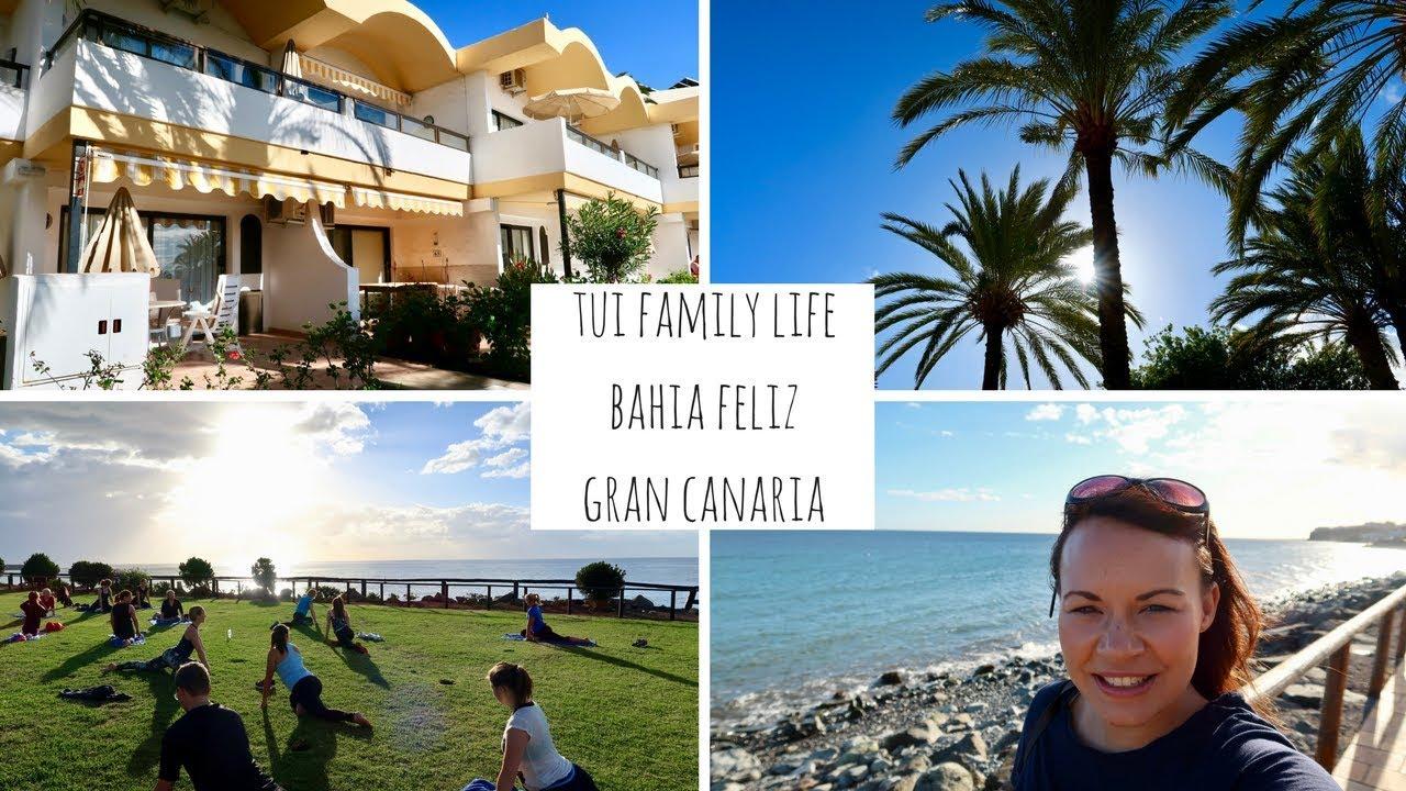 Tui Family Life Bahia Feliz Gran Canaria Youtube