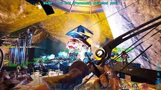Ark Official PvP | COBRA |Defending EN server 258/Griefing BLDX