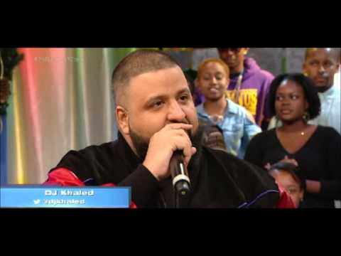 DJ Khaled on 106 & Park