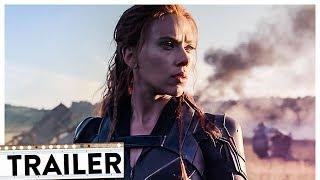 BLACK WIDOW Trailer Deutsch German (HD) | Marvel 2020