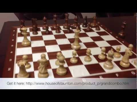 House Of Staunton's Grandmaster Series
