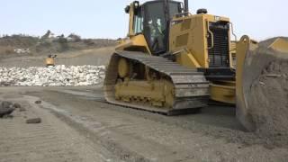 cat press launch d6n slope assist technology