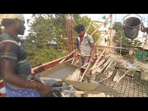 How to construct multistage Building ? BEST BUILDING CONCRETE PATTERNS, India Good construction jobs