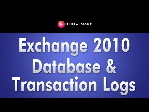Best Practices for your Exchange 2010 Database and Transaction Logs