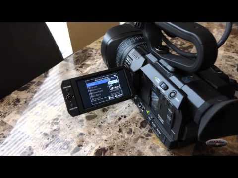 JVC GY-HM170 Vs  Canon XF200