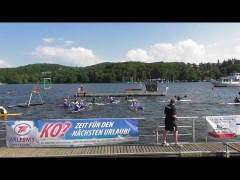 Team Finland vs DSR damer   2 halvleg